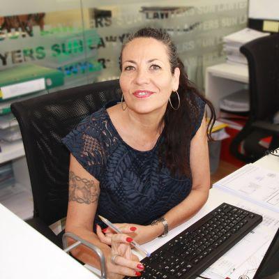 Myriam Garcia